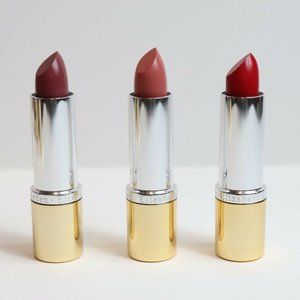 Lot of 3 Elizabeth Arden Lipsticks
